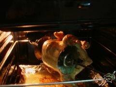 «Курица гриль» - приготовления блюда - шаг 4