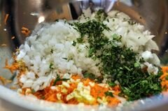 Похмельный суп с фрикадельками из индейки, пошаговый рецепт с фото